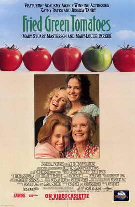 Fried Green Tomatoes - 11 x 17 Movie Poster - Style B