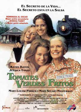 Fried Green Tomatoes - 27 x 40 Movie Poster - Spanish Style A