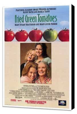 Fried Green Tomatoes - 27 x 40 Movie Poster - Style B - Museum Wrapped Canvas
