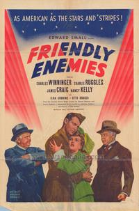 Friendly Enemies - 11 x 17 Movie Poster - Style A