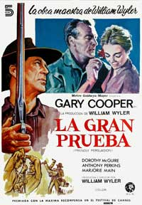Friendly Persuasion - 11 x 17 Movie Poster - Spanish Style A