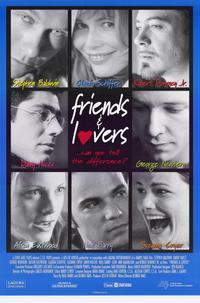 Friends & Lovers - 11 x 17 Movie Poster - Style A