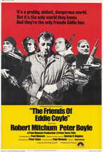 Friends of Eddie Coyle - 27 x 40 Movie Poster - Style A