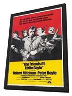 Friends of Eddie Coyle - 27 x 40 Movie Poster - Style A - in Deluxe Wood Frame