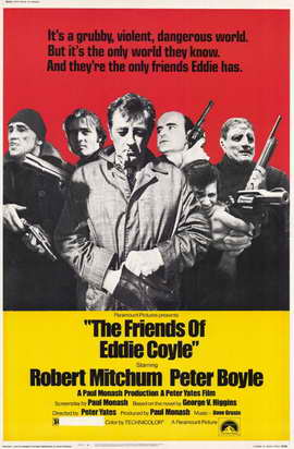 Friends of Eddie Coyle - 11 x 17 Movie Poster - Style A