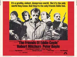 Friends of Eddie Coyle - 11 x 14 Movie Poster - Style A