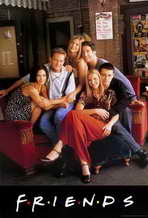Friends (TV) - 11 x 17 TV Poster - Style A