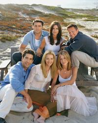 Friends (TV) - 8 x 10 Color Photo #010