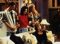 Friends (TV) - 8 x 10 Color Photo #030