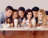 Friends (TV) - 8 x 10 Color Photo #066