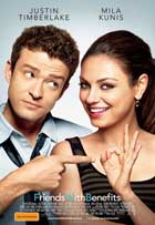 Friends with Benefits - 11 x 17 Movie Poster - Australian Style A