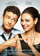 Friends with Benefits - 11 x 17 Movie Poster - German Style A