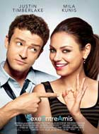 Friends with Benefits - 11 x 17 Movie Poster - French Style A