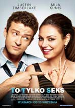 Friends with Benefits - 11 x 17 Movie Poster - Polish Style A