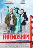 Friendship - 11 x 17 Movie Poster - UK Style A