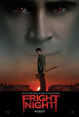 Fright Night - DS 1 Sheet Movie Poster - Style A