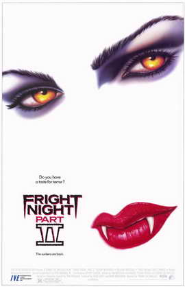 Fright Night Part II - 11 x 17 Movie Poster - Style A