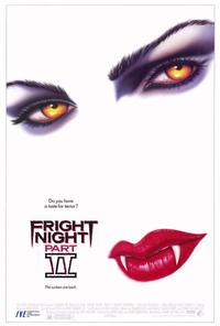 Fright Night Part II - 27 x 40 Movie Poster - Style A