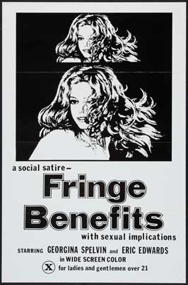 Fringe Benefits - 11 x 17 Movie Poster - Style A