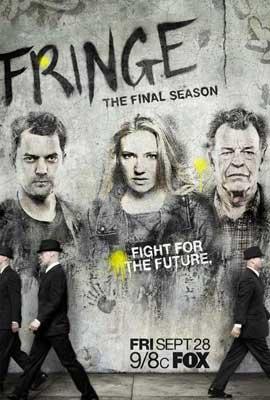Fringe - 11 x 17 Poster - Style AE
