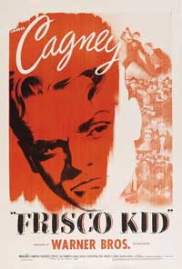 Frisco Kid - 11 x 17 Movie Poster - Style B