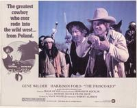 The Frisco Kid - 11 x 14 Movie Poster - Style C
