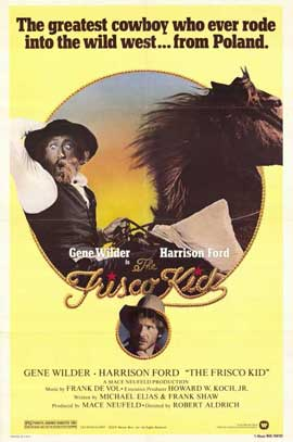 The Frisco Kid - 11 x 17 Movie Poster - Style A