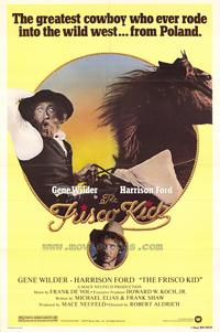 The Frisco Kid - 27 x 40 Movie Poster - Style A