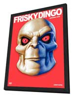 Frisky Dingo - 27 x 40 Movie Poster - Style A - in Deluxe Wood Frame