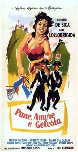 Frisky - 20 x 40 Movie Poster - Italian Style A