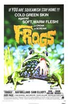 Frogs - 11 x 17 Movie Poster - Style B