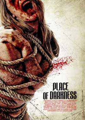 From a Place of Darkness - 11 x 17 Movie Poster - German Style A