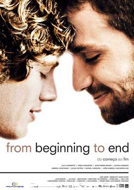 From Beginning to End - 11 x 17 Movie Poster - German Style A
