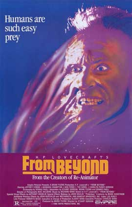 From Beyond - 11 x 17 Movie Poster - Style A
