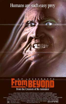 From Beyond - 11 x 17 Movie Poster - Style B