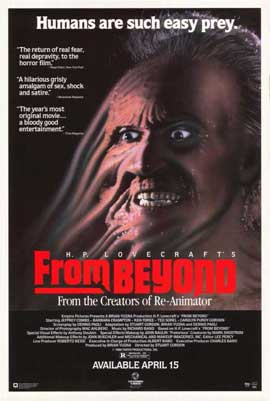 From Beyond - 11 x 17 Movie Poster - Style C