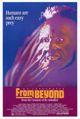 From Beyond - 27 x 40 Movie Poster