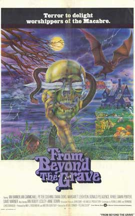 From Beyond the Grave - 11 x 17 Movie Poster - Style B
