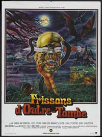 From Beyond the Grave - 27 x 40 Movie Poster - French Style A