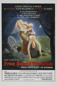 From Beyond the Grave - 27 x 40 Movie Poster - Style C