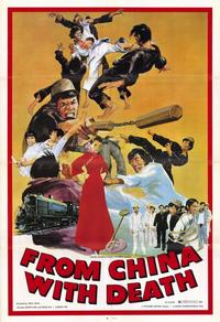 From China With Death - 27 x 40 Movie Poster - Style A