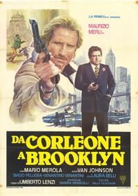 From Corleone to Brooklyn - 39 x 55 Movie Poster - Italian Style A