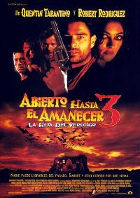 From Dusk Till Dawn 3: The Hangman's Daughter - 11 x 17 Movie Poster - Spanish Style A