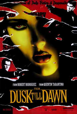 From Dusk Till Dawn - 11 x 17 Movie Poster - Style A