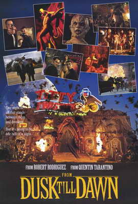 From Dusk Till Dawn - 11 x 17 Movie Poster - Style C