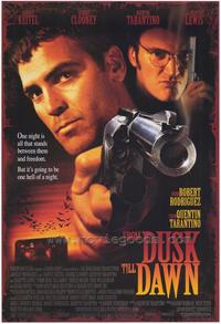 From Dusk Till Dawn - 43 x 62 Movie Poster - Bus Shelter Style A