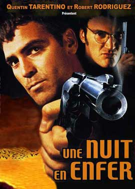 From Dusk Till Dawn - 11 x 17 Movie Poster - Belgian Style A