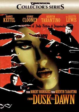 From Dusk Till Dawn - 27 x 40 Movie Poster - Style B