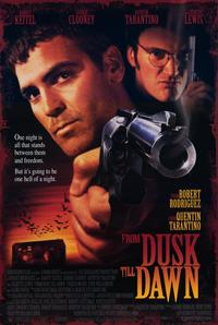 From Dusk Till Dawn - 11 x 17 Movie Poster - Style B - Museum Wrapped Canvas