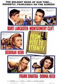 From Here to Eternity - 11 x 17 Movie Poster - Style A